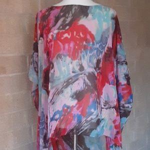🎁Ashro tunic flowing overpiece top xl xxxl NEW
